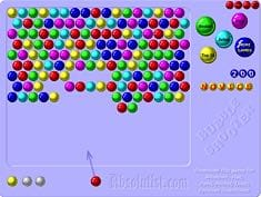 Bubble shooter lopta hry na for Ver shooter online